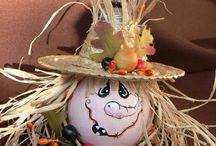halloween / Artigos, decoração e outras coisas relacionadas com o Halloween.  Several things related to Halloween.