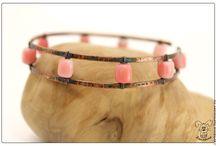 My jewelry (bracelets)