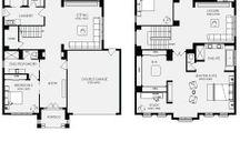 Architecture - apartment plans