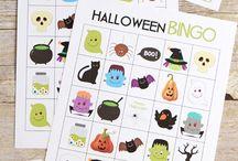 Halloween / Bingo