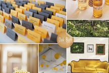PANTONE Oak Buff Weddings / Wedding details inspired by the PANTONE color Oak Buff