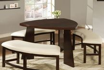 Dining in Style / Formal dining has always had an air of class and elegance.  See how you can achieve this in your homes.