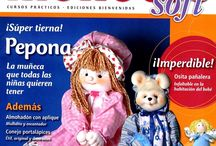 Revistas-Muñecos Soft