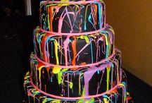 Cake!!! / Neon!!!!!
