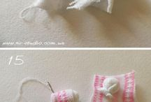 Sewing ideas / Sewing based crafts