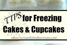 Tips cake