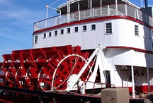 REALLY AWESOME RIVERBOATS