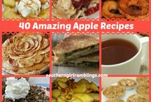 Falling for Autumn / Fall decorating, fall recipes