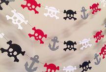 Pirátská školka v přírodeˇ
