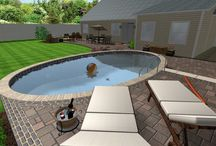 Cambridge Paver Pool Patio - Wantagh, N.Y 11793 / Stone Creations of Long Island Inc. offers a variety of services to fit all your home exterior needs. Providing year-round services to keep your property safe and clean throughout the changing seasons. From driveways and masonry to outdoor living and paver sealing, Stone Creations of Long Island Inc. is the only company you need to call. Contact: Paul Saladino (631) 678-6896 - (631) 404-5410 - www.stonecreationsoflongisland.net - / by Stone Creations of Long Island