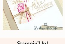 Stampin' UP!  Tu was du liebst, do what you love