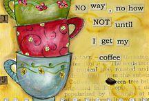 Coffee Art / by Deb Antonick
