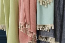 Lovely Linens / Outfit you home with the best linens for bedroom, bathroom, and table.