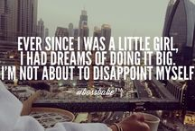 dreams ♡