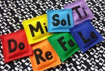 Music Education / Ideas for Classroom Music Education