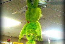 Grinch Classroom Transformation