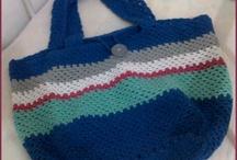Abavellar Bolsas - Bag / crochet / knit