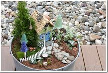 Fairy Garden | GARDEN & OUTDOORS / Gorgeous fairy gardens! So magical!