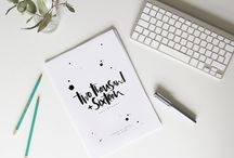 too wordy printables / A collection of free printables designed by Too Wordy.