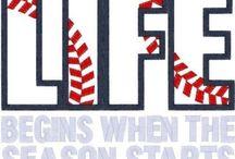 Baseball <3 / by Katy Carson