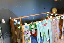 Chambre Pirate - Oui Oui / Pirate - Noddy Bedroom