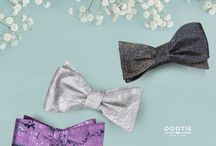 Wedding Bow Ties / Bow tie inspiration for your wedding.