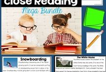 ELA 2nd grade / Find engaging ideas on teaching english language arts to second grade students. Find lesson plans and ELA charts that can help make planning easier! Informational text and nonfiction ideas are pinned!