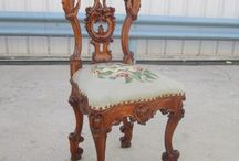 Antique Chairs, Seating