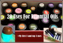 Essential Oils / by Jeannette