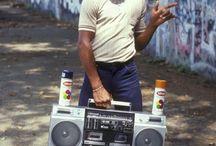 Old School New York 1980s-1990s Hip-Hop / 1980s & 1990s New York Old School Hip-Hop Culture