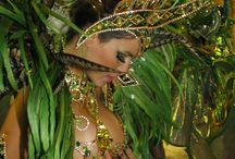 Carnival lady / belly dance