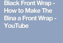bina wrap