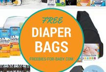 FREE Diaper Bags Filled with Free Baby Samples