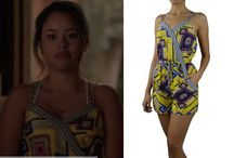 The fosters clothes