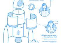 Ольга Макарова. Образовательная инфографика. Референсы