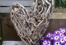 Serce-driftwood