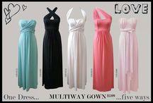 Infinity / Infinity Dress