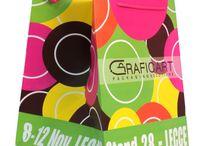 Borse di Carta/ Paper Bags / Paper shopping bags, Packaging solutions