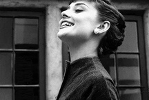 Beauty / Audrey Hepburn  / by Nele Samson
