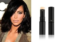 Celebrities' Favourite Beauty Products / a guide of the beauty products loved by celebrities