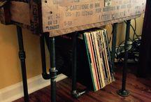 Vinyl & Storage