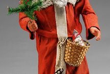Antique German Santas / Examples of Santas from the past / by Scott Smith