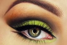 Make Up / Decorative and practical make up inspiration.