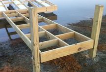 Floating Dock ideas