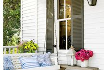 Best Exterior Paint Colors for Homes / Whether you enjoy a simple, neutral color palette or a variety of fun, bright colors, find the inspiration for the best exterior paint colors for every kind of home here. With Sherwin-Williams, you can discover exterior paint that will look great and last long.  / by Sherwin-Williams