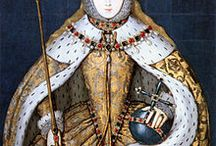 Queen Elizabeth I / A board dedicated to celebrating the life and legacy of Queen Elizabeth I of England (1533-1603), who reigned for 44 years and is widely considered to be the most successful monarch in English history.