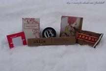 My Birchboxes