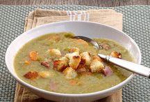 Soups / by Chez Echeverri