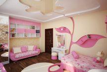 спальня для младшей