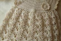 赤ちゃんのためのかぎ針編み